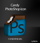 CandyPhotoShop icon by BlitzDie