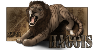Haggis Commission by Spike654