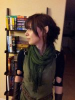 Merrill cosplay - close up by quantumparadigm