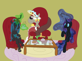 Fancier than you! by Chomplete