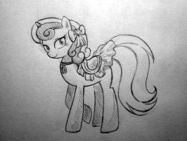 so classy for an extra by Discommunicator