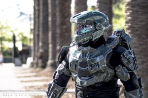 Well Played: EB Expo 2013 - Master Chief #2 by magicmissilestudios