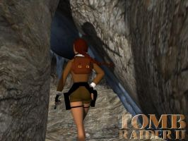 Tomb Raider II by Wolfenrayne