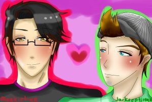 MARK AND JACK by YaoiIsMyBet