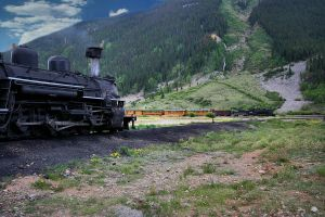 Durango and Silverton Railroad by Hobgoblin666