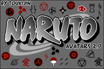 Naruto Avatars 2.0 by Toukijin