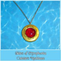Tales of Symphonia - Colettes Necklace by YellerCrakka