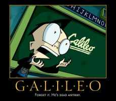 Galileo by enigmatia