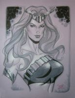 Thundra! by MichaelDooney