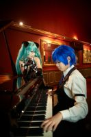 Risky Game: Play me a love song by xrysx