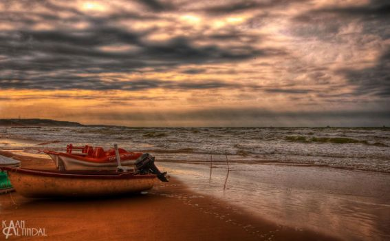 SILENT BEACH by Altindall