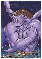 ACEO - Goliath 2 by KytheraOA