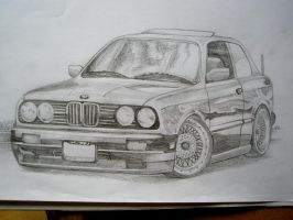 BMW 320i by Renet555