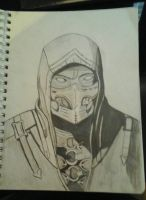 Scorpion by LoversKnight33