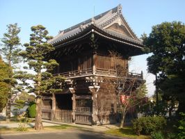 Japanese House by Olho