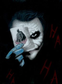 joker by Shroggy