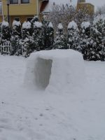 My Igloo by AngieCortez