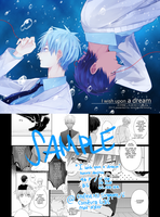 AoKuro doujinshi sample by minataka94