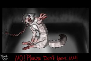 Don't Leave! -Color-In- by xXxAbyssQueenxXx