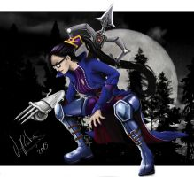 Vayne Vindicator by BlueVagabond