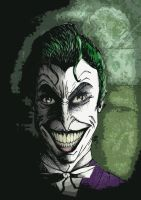 the joker by LiamShaw