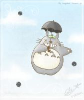 My Neighbor Totoro by MikuPark