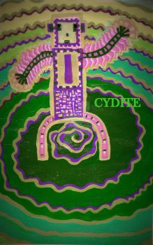 CYDITE - son of OSNAR {fractal family good - wood} by UNISPIRICAL