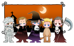 SH - halloween 2010 by tencinoir
