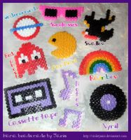 My first hama beads by ViOLeTjaniS