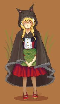 Red Riding Hood - design by amyanimalover