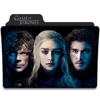 Game of Thrones : TV Series Folder Icon v3 by DYIDDO