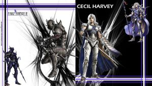 Cecil Harvey_Eternal Fantasy by azumigaiden