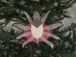 Lady of Pain Christmas Tree Ornament by kristianbrevik