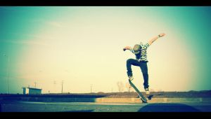 sk8ing by EXITmuzic