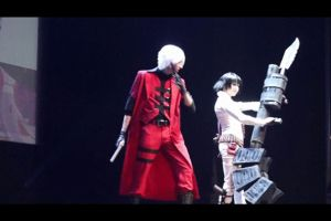 Devil May Cry 3 by Lady-I-Hellsing