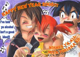 pissed - HAPPY NEW YEAR 2008 by MiyaToriaka