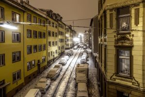 From a Window, Saturday 1am by 3-Rebis-3