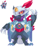 Pixel Comm-Prize: pokefusion by Shalmons