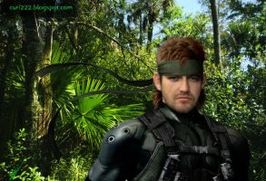 Papiel Solid Snake by Curi 3 by curi222