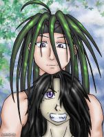 FMA - Envy + Wrath by taostrife