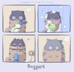 boggart - 15 by Apofiss