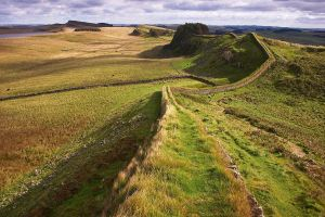 Hadrians Wall by scotto