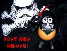 Darth Tater - The Preview XD by TonomuraBix