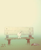 Bench by ZomzArtisticz