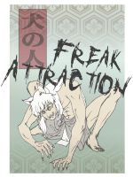 Freak Attraction Fic Cover by ArtisteFish