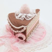 Sweet Lolita Cake Hat Topper by VanRoy13