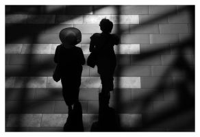 our frail shadows III by wchild