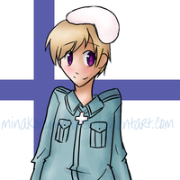 Finland 8D by minakonumnums