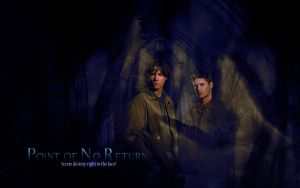 Supernatural - Wallpaper by me969