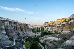 Cappadocia Valleys by kahver